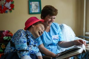 4 things to check in elderly care centers