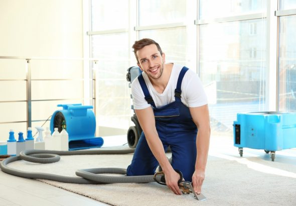 Four Reasons to Require Disinfection Services